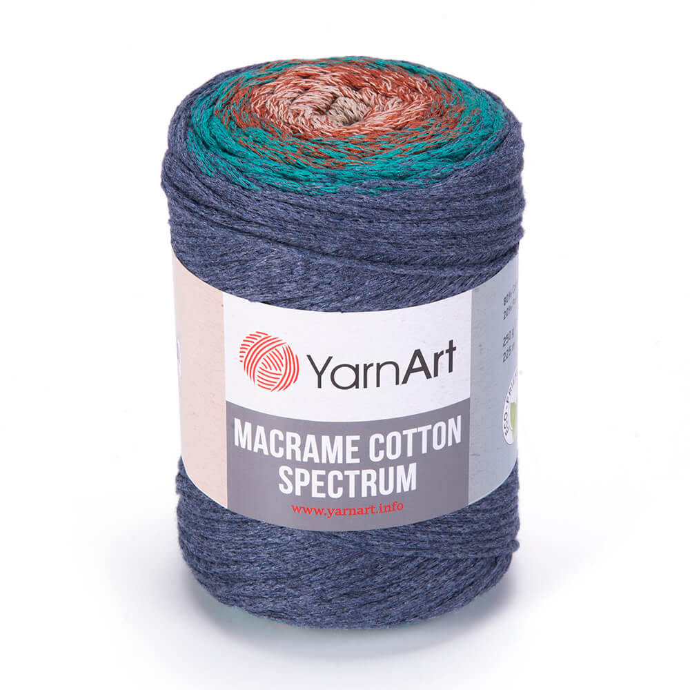 Macrame Cotton Spectrum – 1327