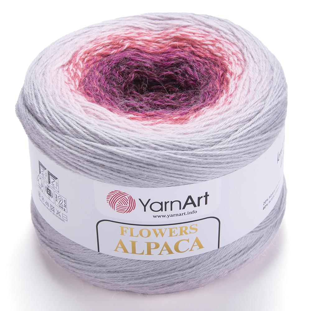 Flowers Alpaca – 408
