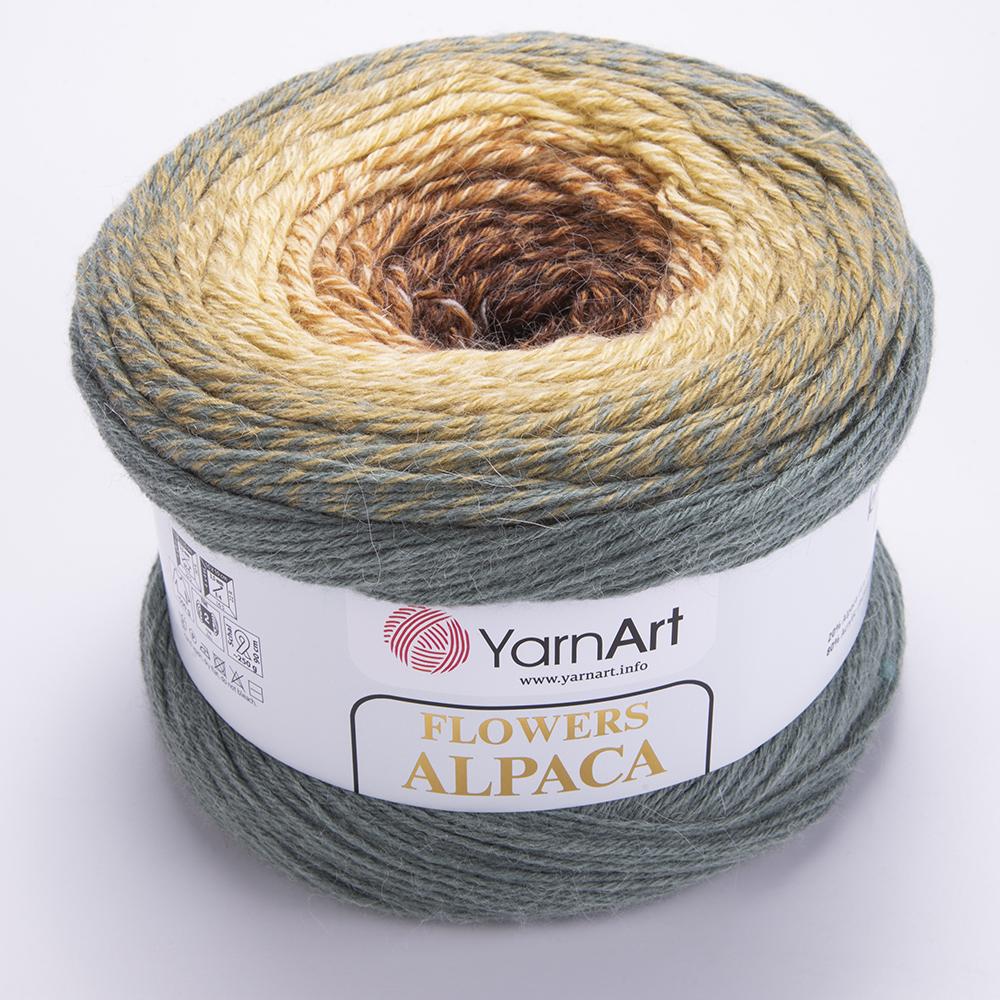 Flowers Alpaca – 416