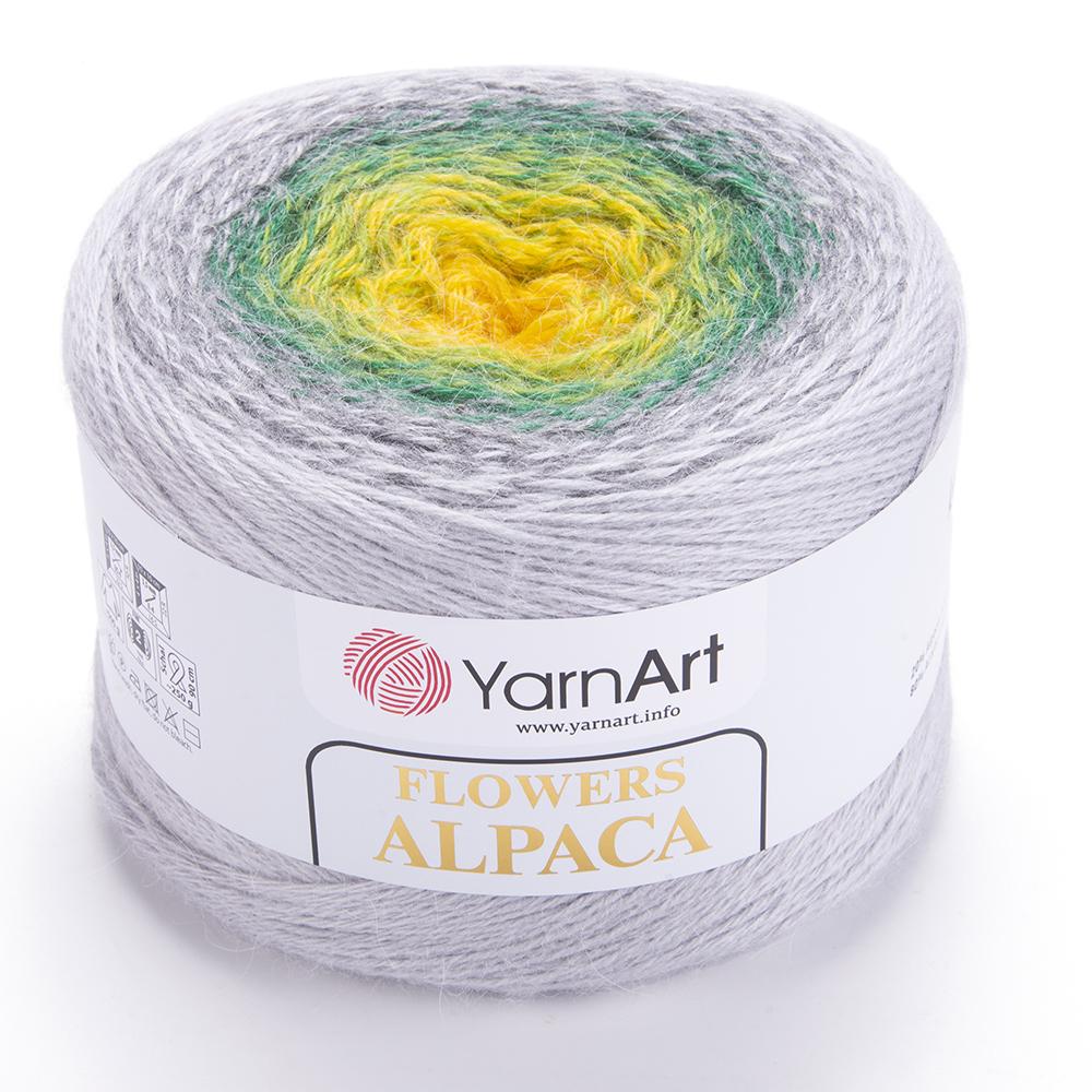 Flowers Alpaca – 424