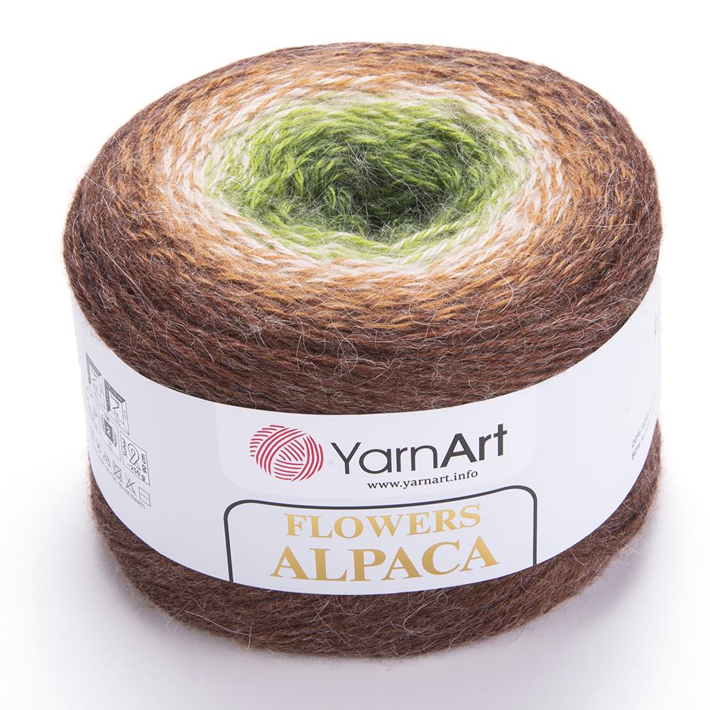 Flowers Alpaca – 425