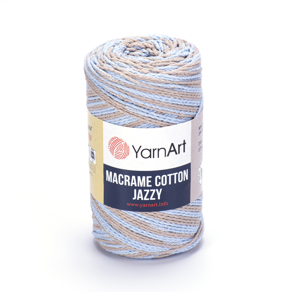 Macrame Cotton Jazzy – 1225