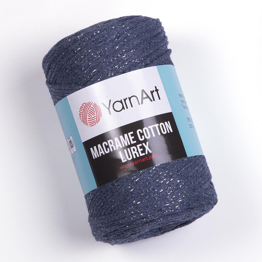 Macrame Cotton Lurex – 730