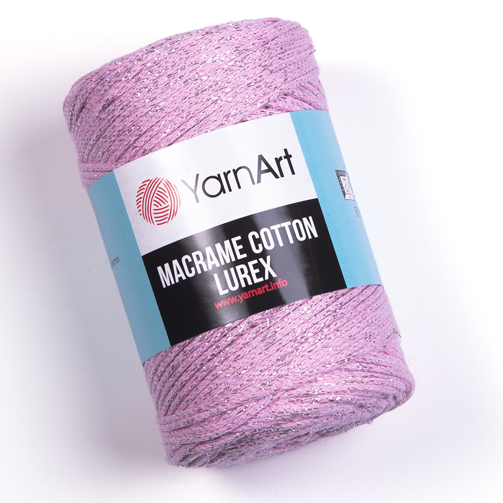 Macrame Cotton Lurex – 732
