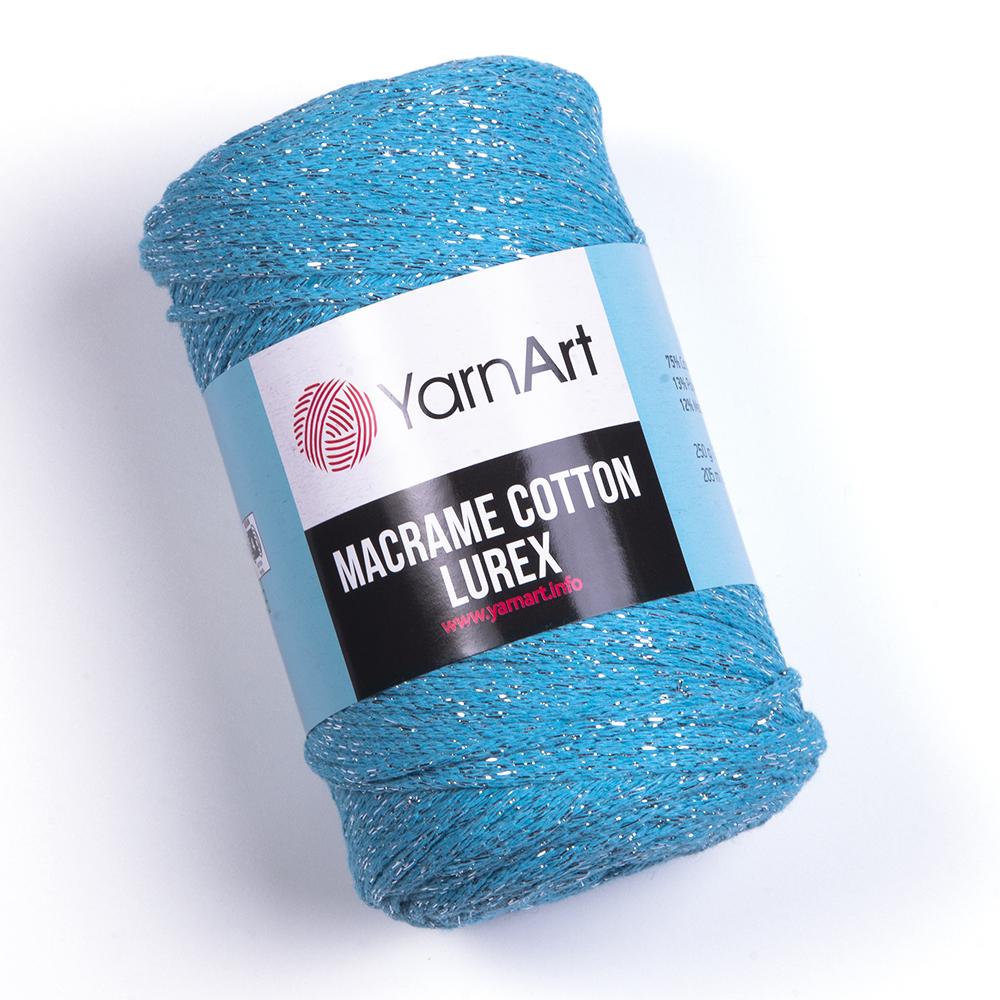 Macrame Cotton Lurex – 733