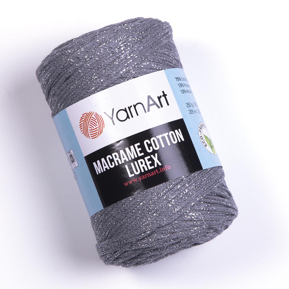 Macrame Cotton Lurex – 737