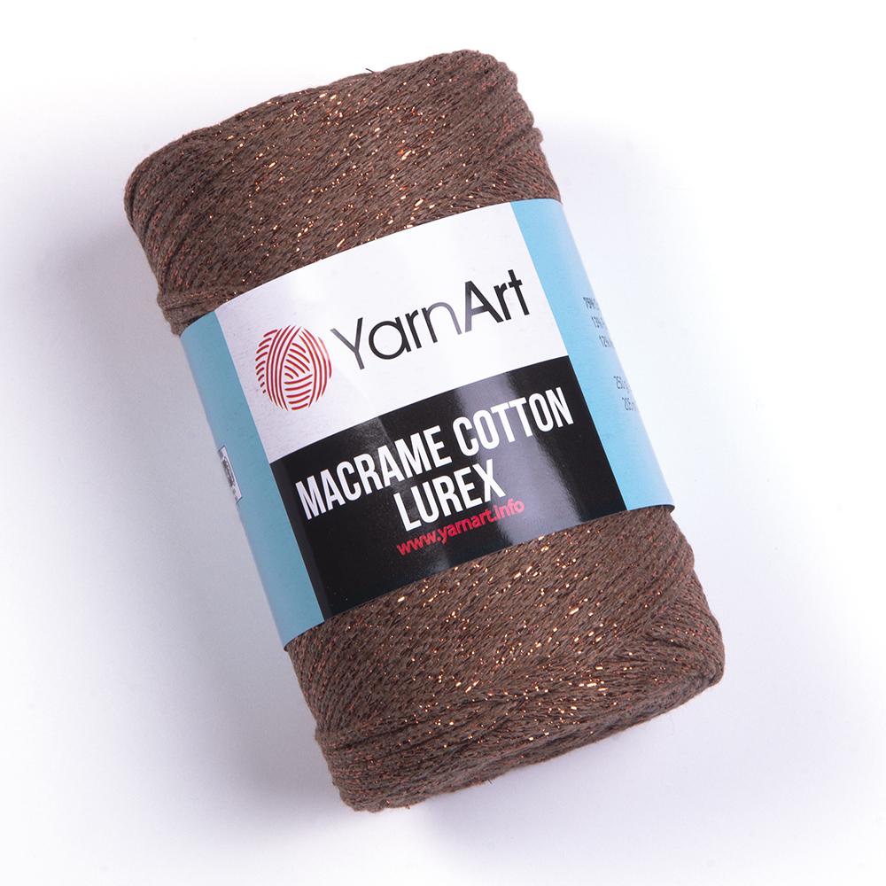 Macrame Cotton Lurex – 742